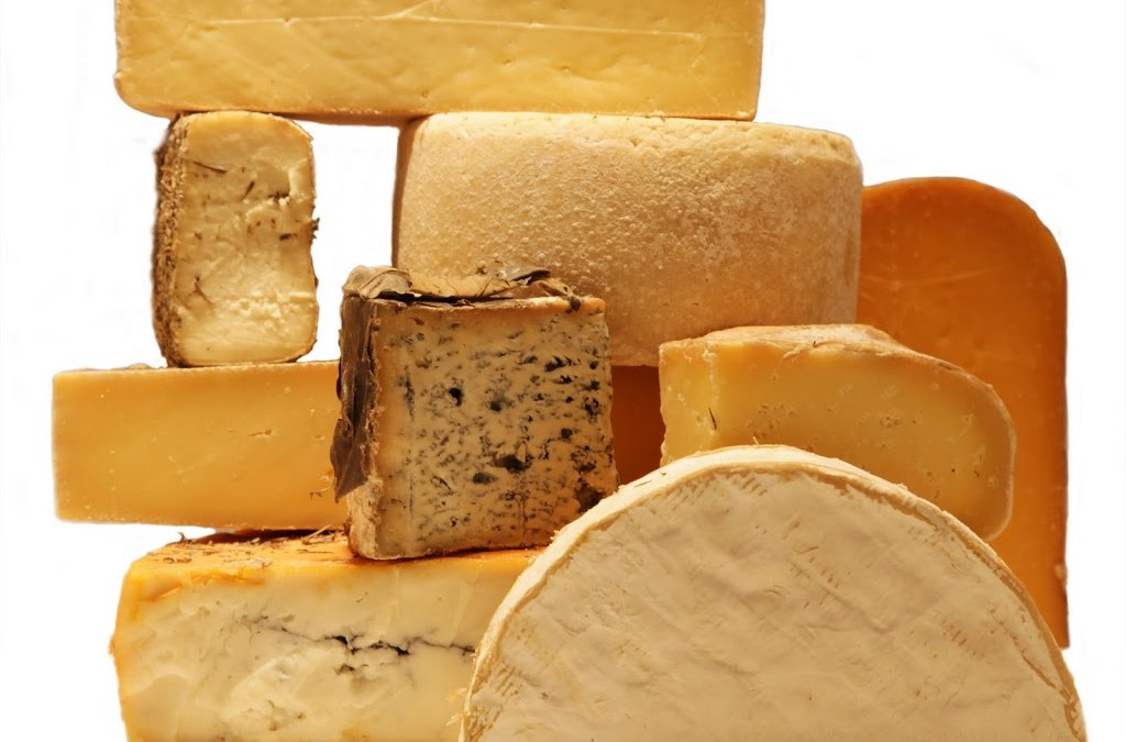 Foodie Friday: Cheese!