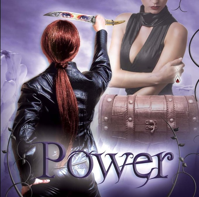 Power, Book 4 in the New Adult fantasy Soul Savers Series, by Kristie Cook