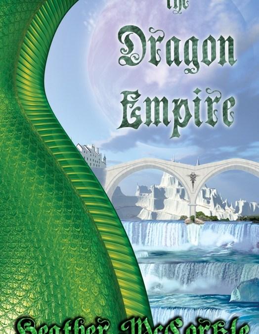 The Dragon Empire Cover Reveal