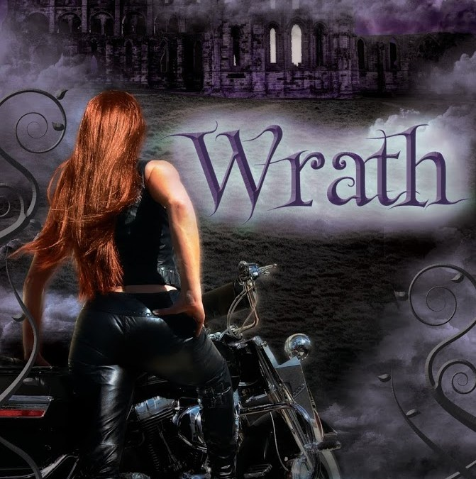 Wrath, Book 5 in the fantasy family saga Soul Savers Series, by Kristie Cook
