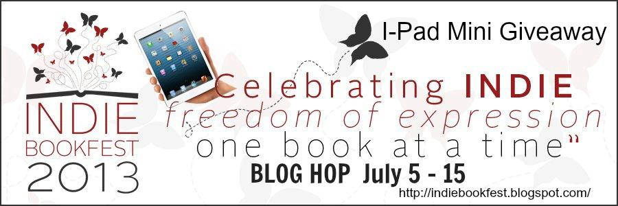 Indie Bookfest Blog Hop – Win an iPad Mini!