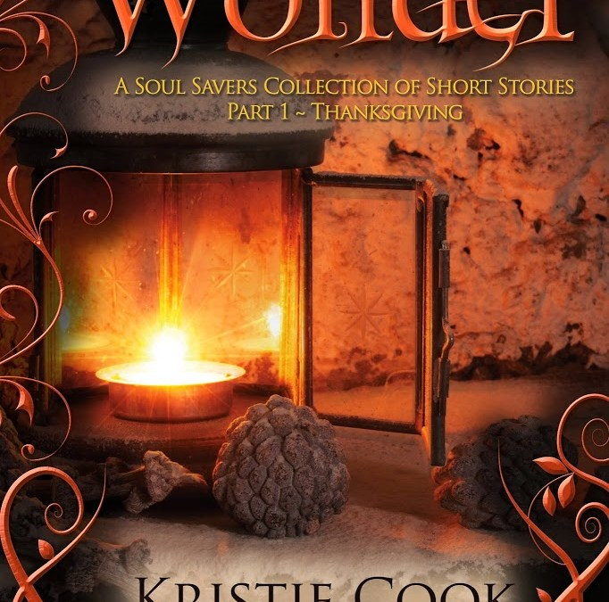 Release Day! WONDER: A Soul Savers Collection of Short Stories Part 1