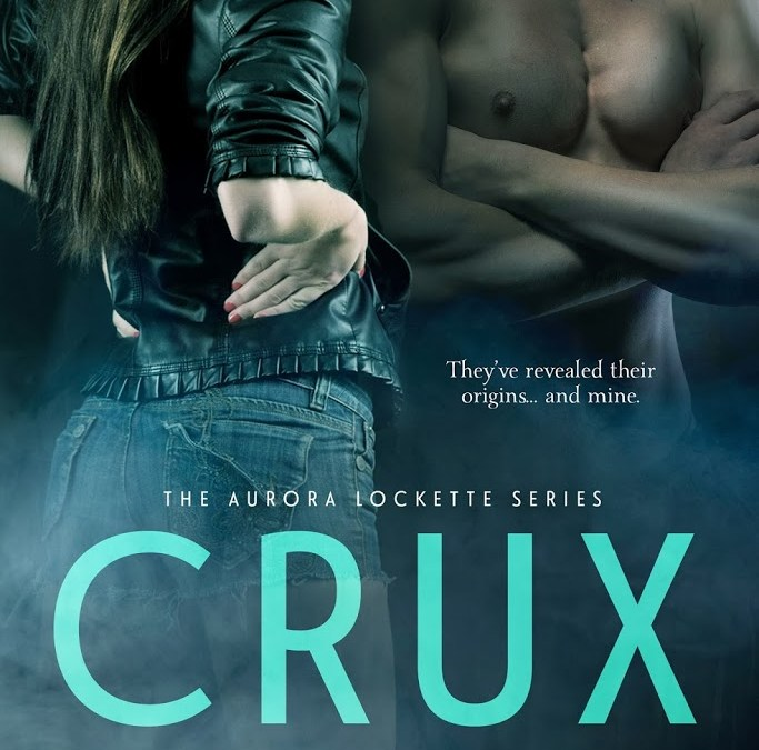 Cover Reveal – Crux by Miranda Kavi