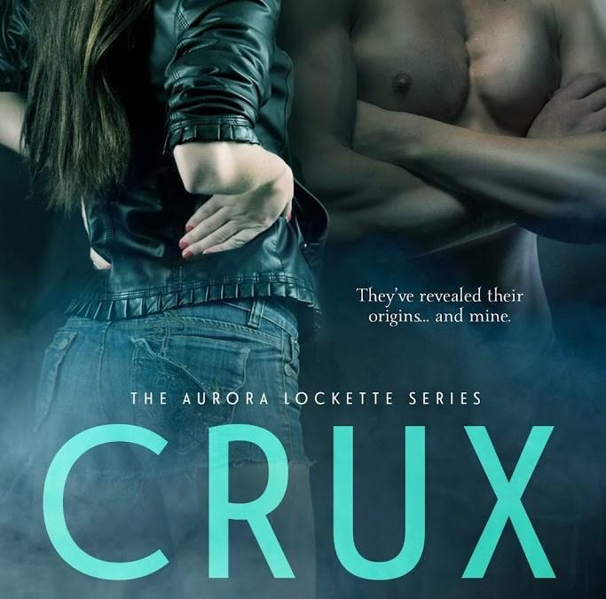 Cover Reveal – Crux by Miranda Kavi