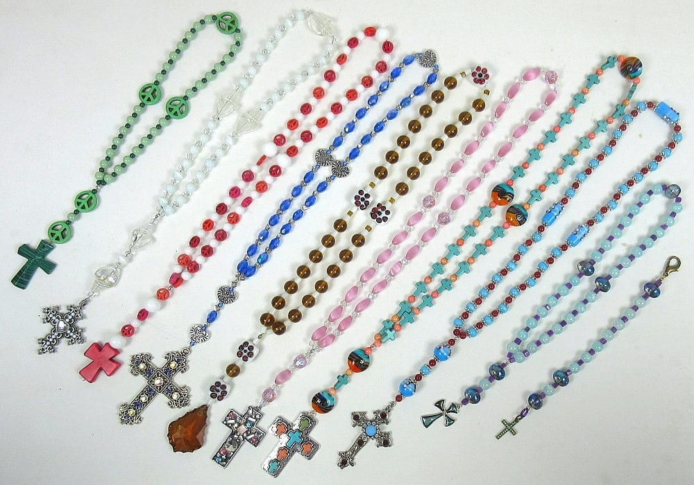 10 New Prayer Beads