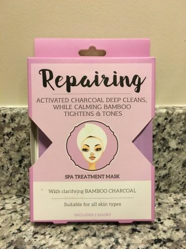 Revive Repairing spa mask, set of 5