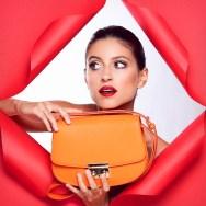 Kristina Guberman handbag shoot