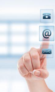 Kontakt, Kontaktdaten, Telefon, Email, informieren