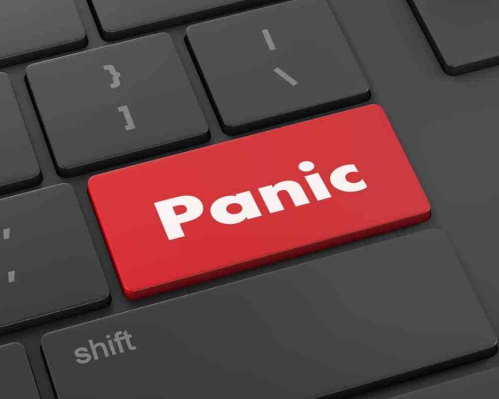 Vorsorge statt Panik