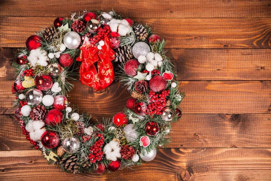 vianočná dekorácia,