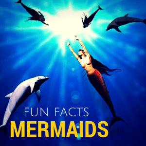 Here are 8 facts you probably never knew about mermaids!