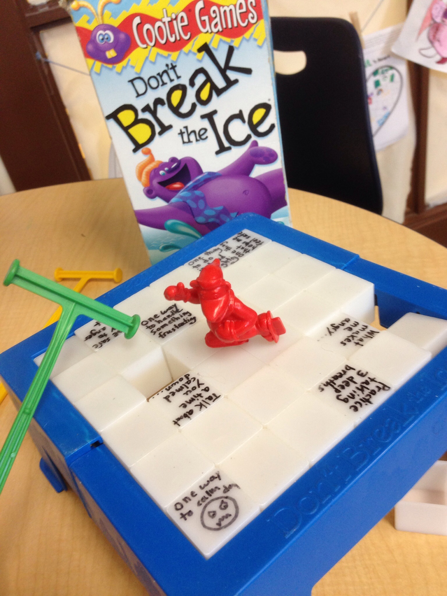 Making Simple Games For Social Emotional Learning