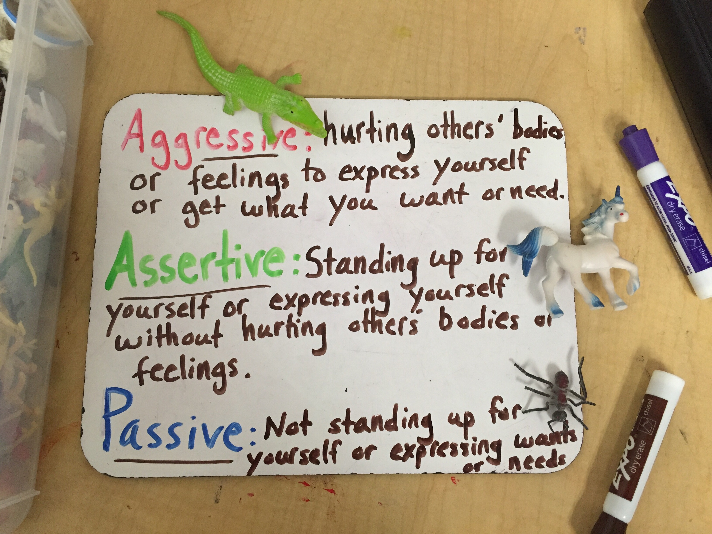 The Aggressive Alligator Fun Ways To Teach Assertiveness