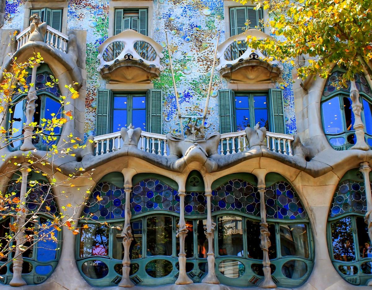 Barcelona City Break, Casa Batllo