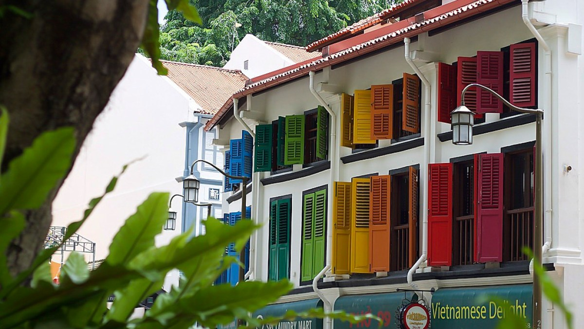 Singapore travel tips. Where to stay in Singapore