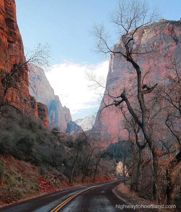 A Road Trip to Zion National Park, Utah, Reveals Stunning Beauty (4/6)