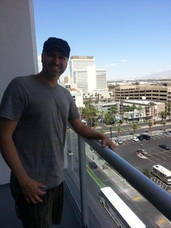 Pictures of the Ogden condos, downtown Las Vegas.