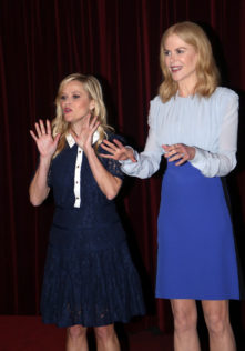 Reese Witherspoon Nicole Kidman HBO Mom Blogger Screening