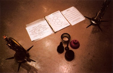 ISIM Solo Set (photo by Allen Glass)
