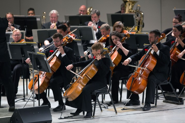 Bakersfield Symphony Orchestra plays Pictures at an Exhibition