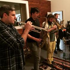 Tracking horns for Psychic Temple IV