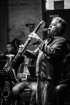 Peter Kuhn w/Skeleton Key Orchestra, CD Release at Bread & Salt Gallery, San Diego