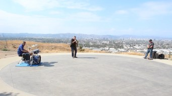 SASSAS at Baldwin Hills Scenic Overlook