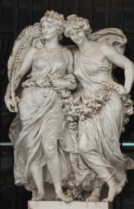 Two Happy Virgins