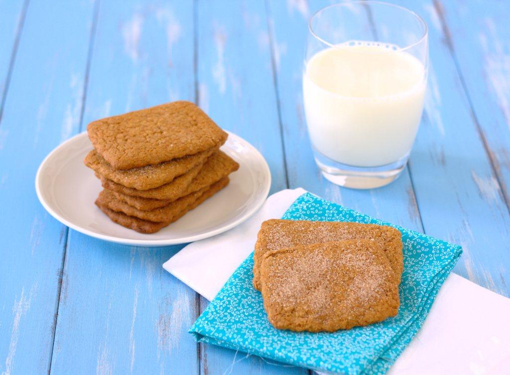 Homemade Graham Crackers | Kristine's Kitchen