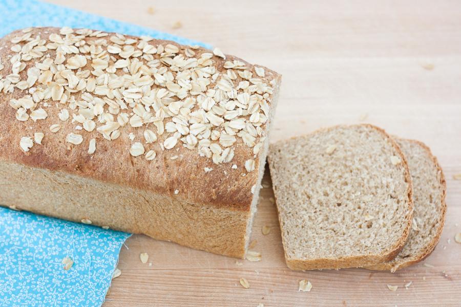 Oatmeal-Honey Sandwich Bread   Kristine's Kitchen