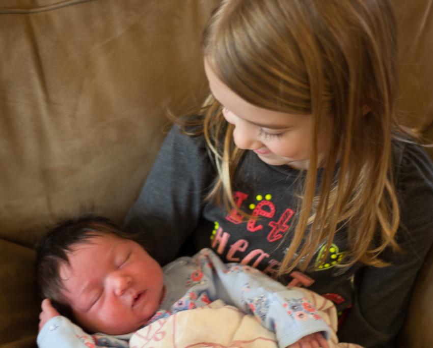 Julia and Hannah