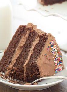 Magnificent Chocolate Birthday Cake Birthday Cards Printable Trancafe Filternl