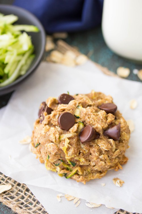 Chocolate Chip Zucchini Cookie
