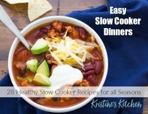 Easy Slow Cooker Dinners - eBook