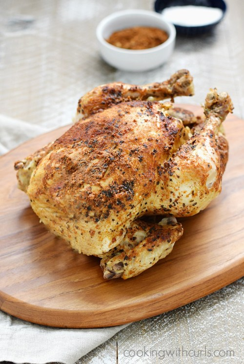 Instant Pot Faux-Tisserie Chicken