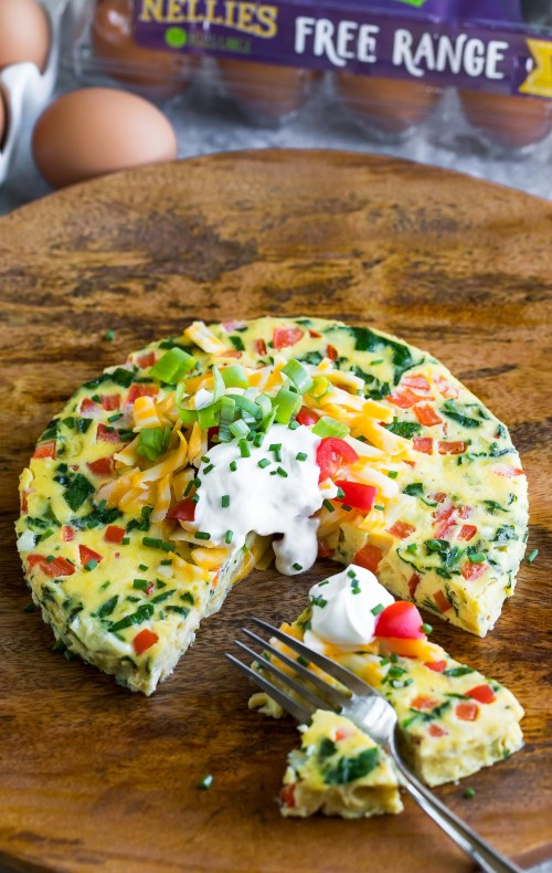 Instant Pot Frittata Breakfast Casserole
