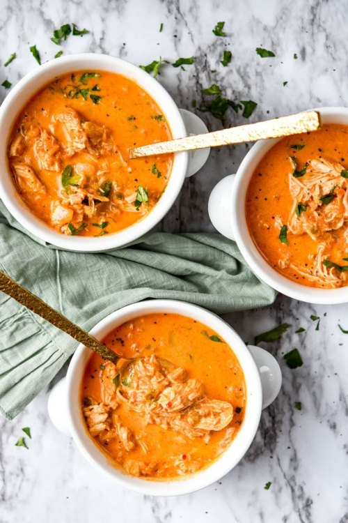 Easy Instant Pot Creamy Chicken Jalapeno Soup