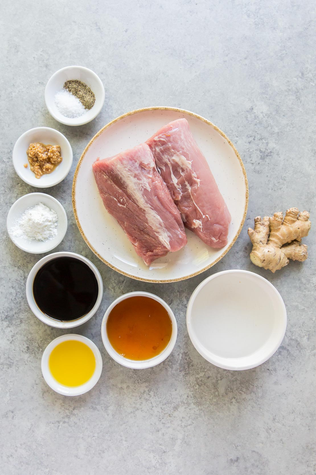 instant pot pork tenderloin recipe ingredients