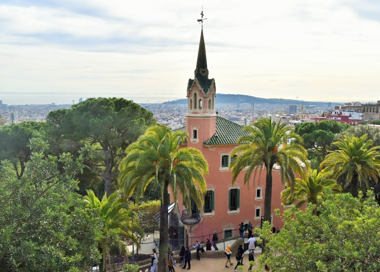 barcelona by