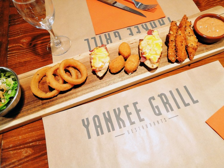 Yankee grill