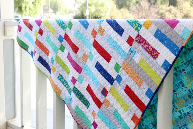 scrappy quilts | kristinesser.com