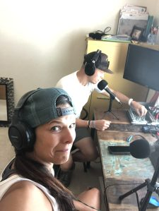 Kristin Fields Chadwick Podcasting