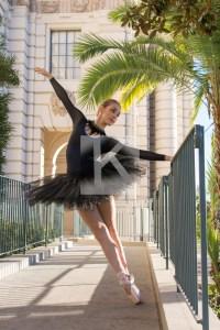 Alina Bormotova in California-1