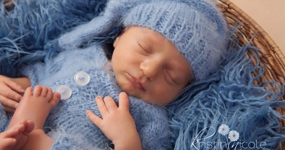 Salisbury MD Newborn Photography
