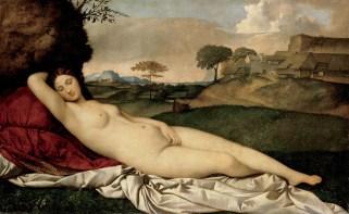 Venus-Dormida
