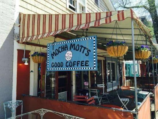 Mocha Motts Coffee, Martha's Vineyard