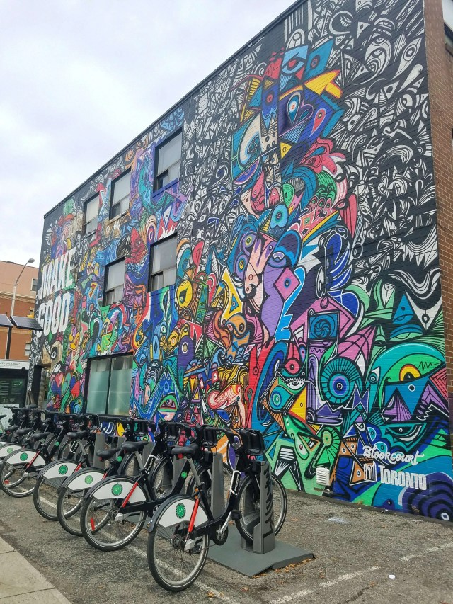 Street Art, Toronto, Canada