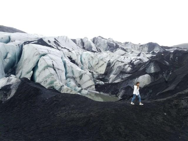 Solheimajökull Glacier hike