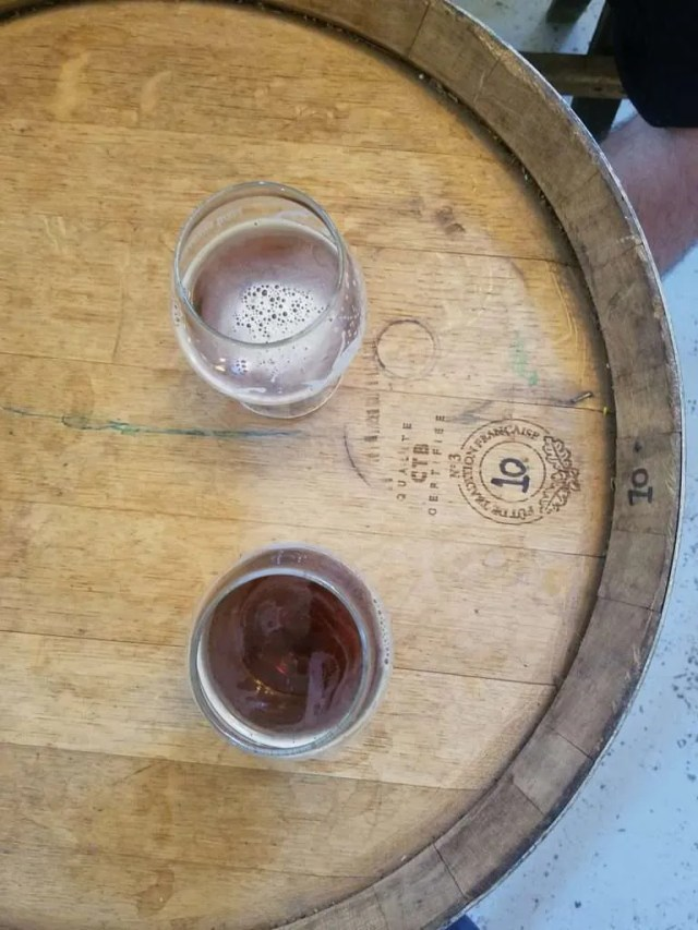 Four Quarters Brewery Winooski