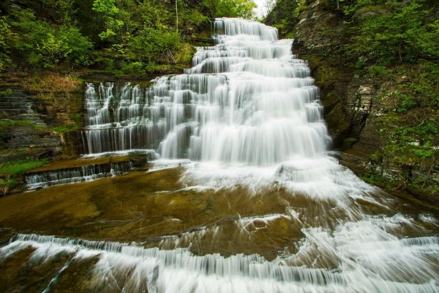 Hector Falls, Hector, NY - Finger Lakes